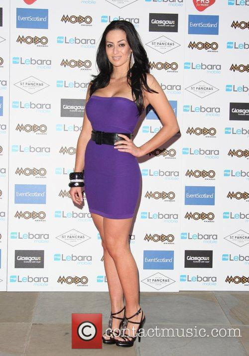 Maria Koukais The MOBO Awards 2011 nominations launch...