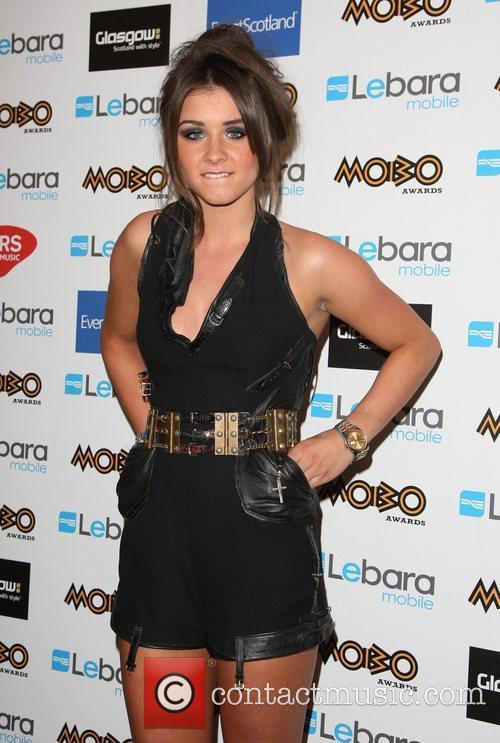 Brooke Vincent and Mobo 10