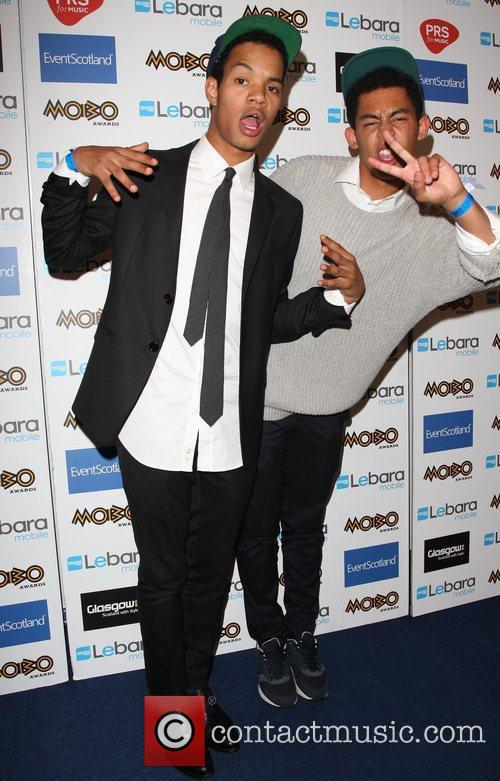 Katie Price, Rizzle Kicks and Mobo 2