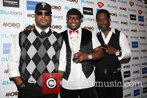 Wayne Morris, Boyz Ii Men and Mobo
