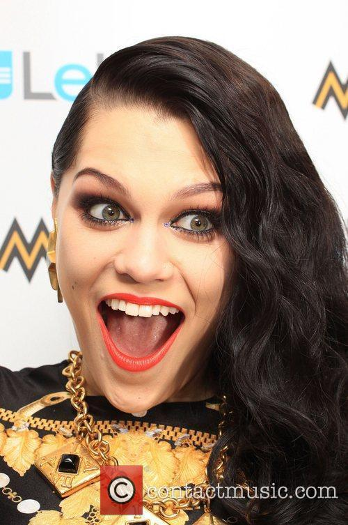 Jessie J and MOBO 3