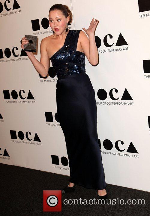 Devon Aoki 2011 MOCA Gala: 'An Artist's Life...