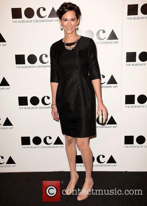 Bettina Korek 2011 MOCA Gala: 'An Artist's Life...