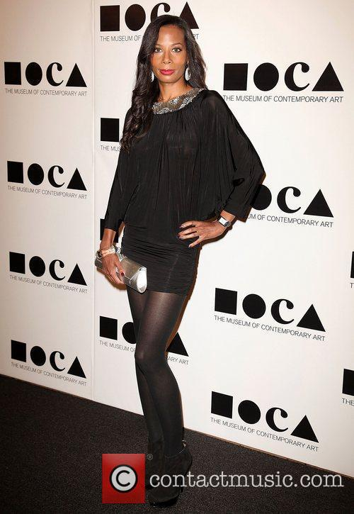 Carin von Berg 2011 MOCA Gala: 'An Artist's...