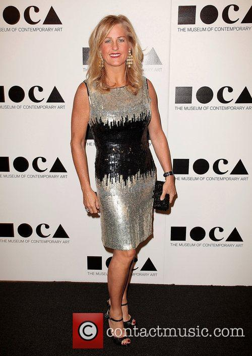 Carolyn Powers 2011 MOCA Gala: 'An Artist's Life...