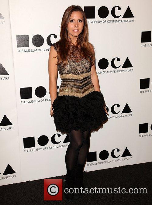 Designer Monique Lhuillier 2011 MOCA Gala: 'An Artist's...