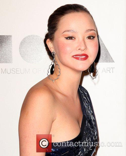 Devon Aoki  2011 MOCA Gala: 'An Artist's...