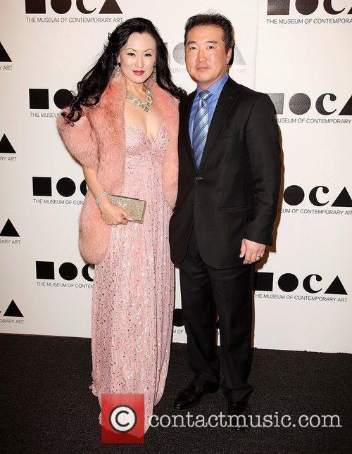 Judy Chang and Jing Change 2011 MOCA Gala:...