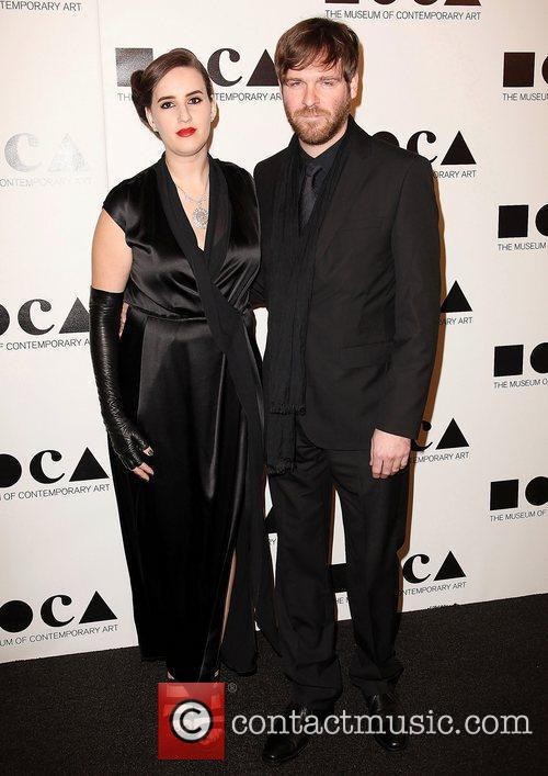 Karyn Kohl and Silas Dilworth 2011 MOCA Gala:...