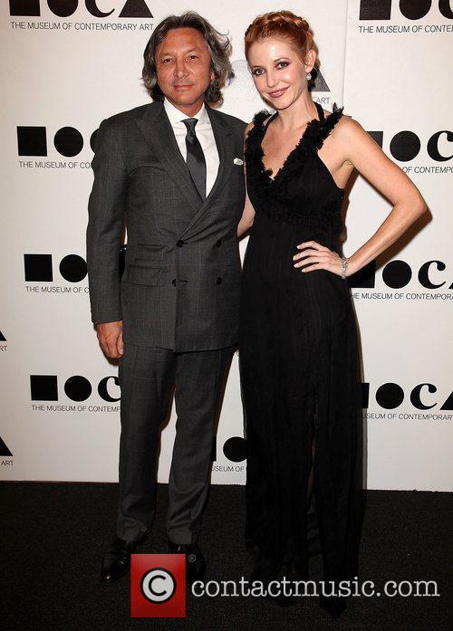 Leon Max and guest 2011 MOCA Gala: 'An...