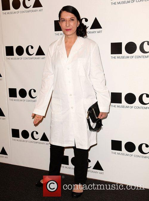 Marina Abramovic 2011 MOCA Gala: 'An Artist's Life...