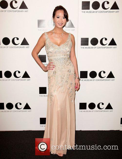 Michelle Chan 2011 MOCA Gala: 'An Artist's Life...