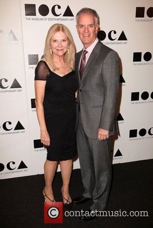 Susan Gersh and President of Gersh Agency David...