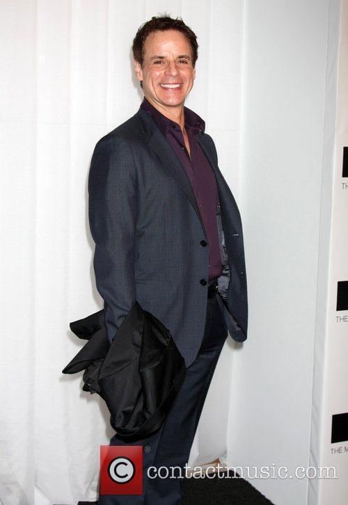 Christian LeBlanc 2011 MOCA Gala: 'An Artist's Life...