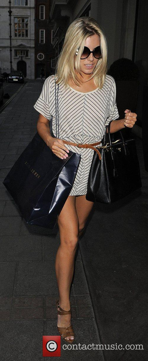 Mollie King and The Saturdays 14