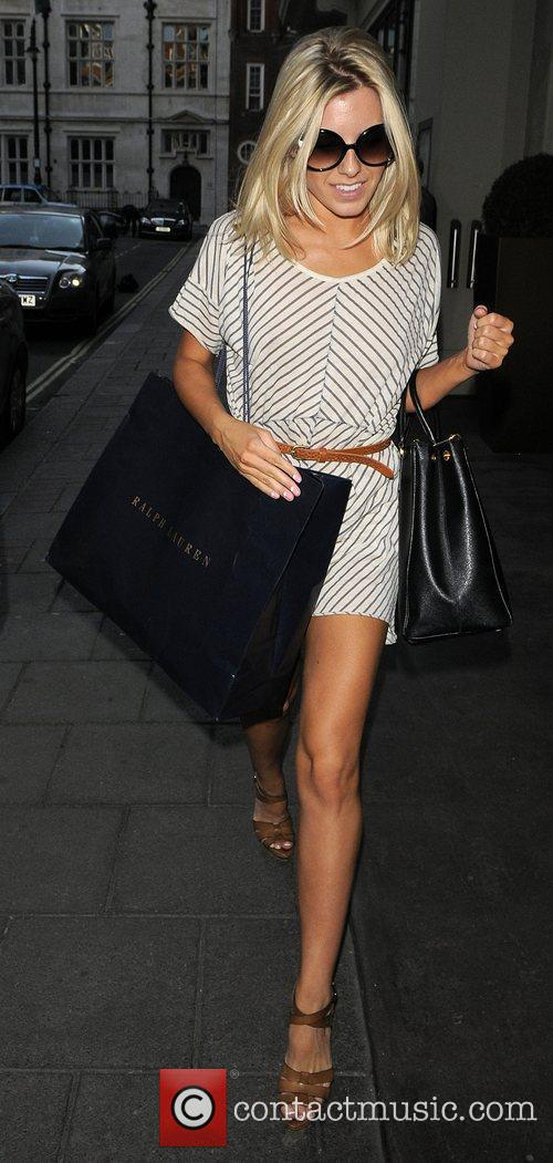 Mollie King and The Saturdays 23