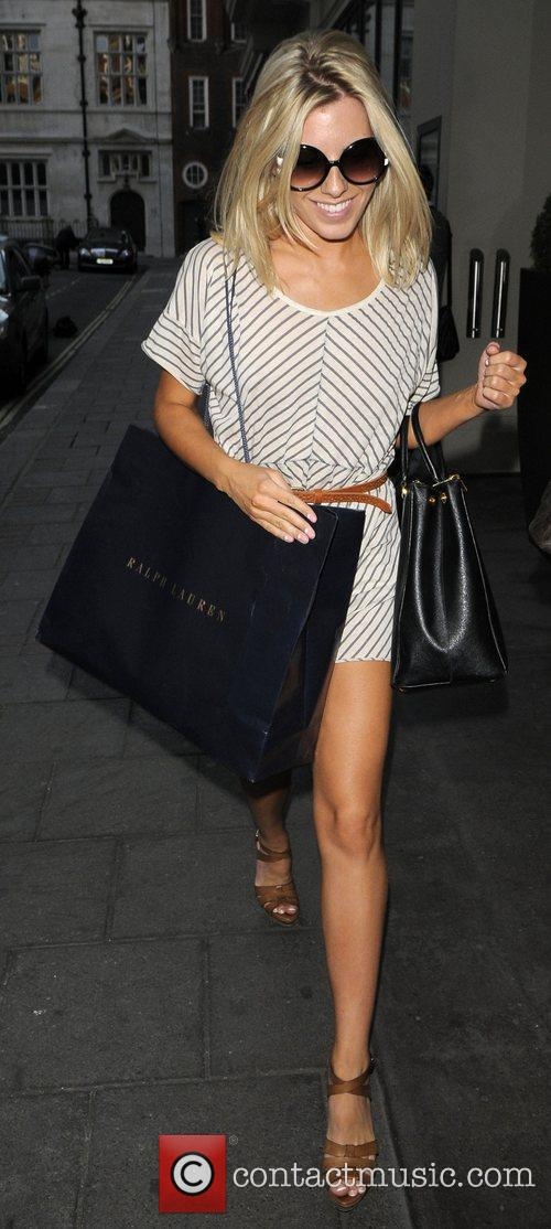 Mollie King and The Saturdays 16