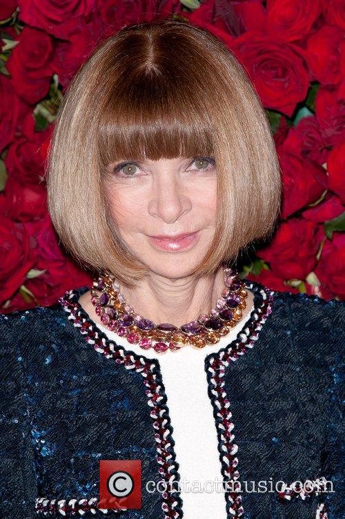 Anna Wintour Museum of Modern Art's 4th Annual...