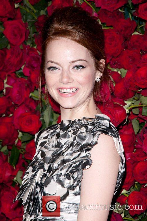 Emma Stone Museum of Modern Art's 4th Annual...