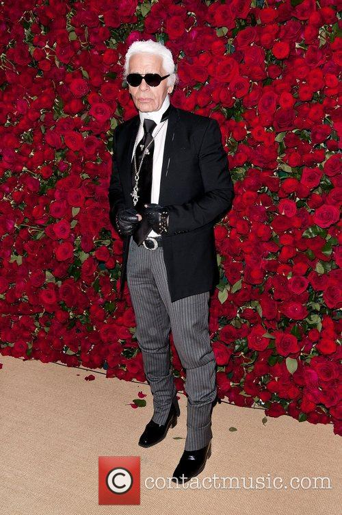 Karl Lagerfeld Museum of Modern Art's 4th Annual...