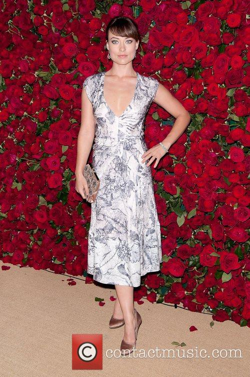 Olivia Wilde Museum of Modern Art's 4th Annual...