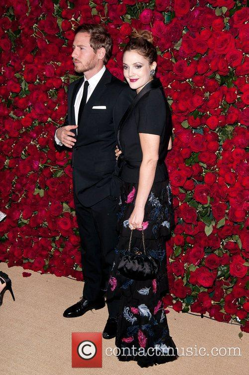 Will Kopelman and Drew Barrymore Museum of Modern...