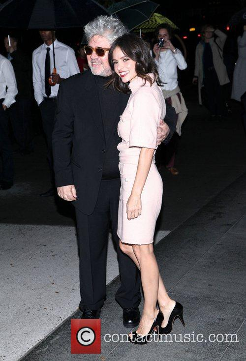 Pedro Almodovar and Elena Anaya 3