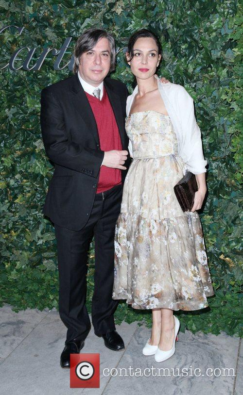2011 MoMA Party In The Garden benefit at...