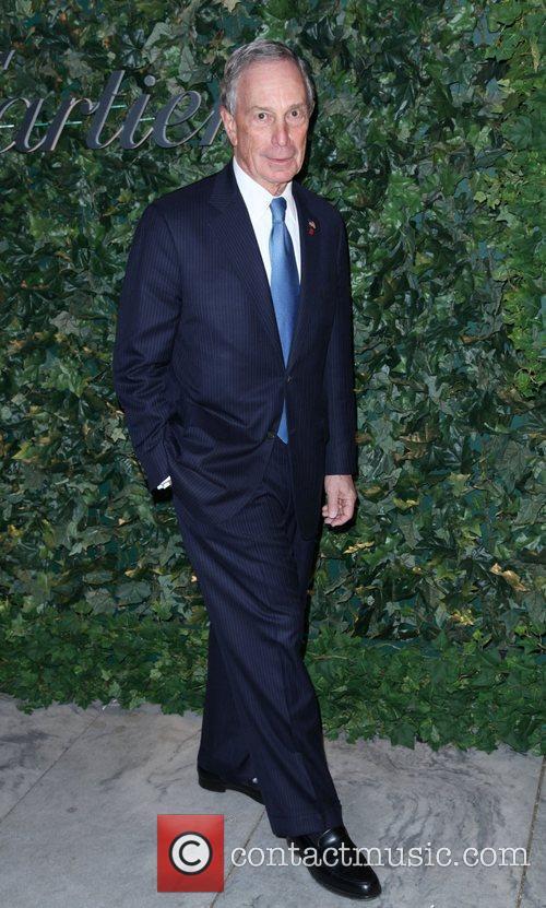New York City Mayor Michael Bloomberg  2011...