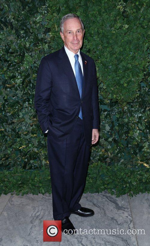 Mayor Michael Bloomberg, Jeff Koons