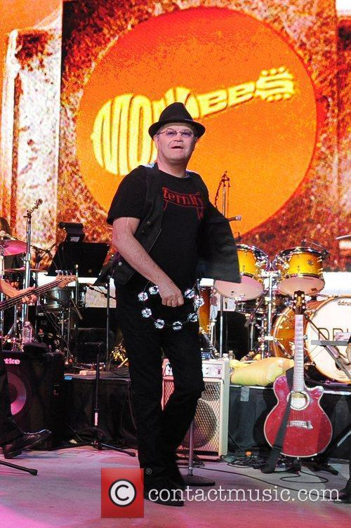 Micky Dolenz of the Monkees performs at the...