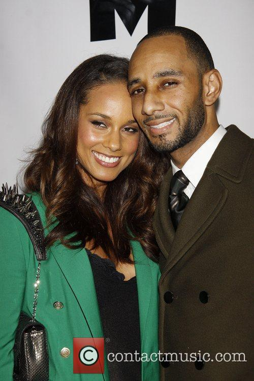 Alicia Keys and Swizz Beatz 6