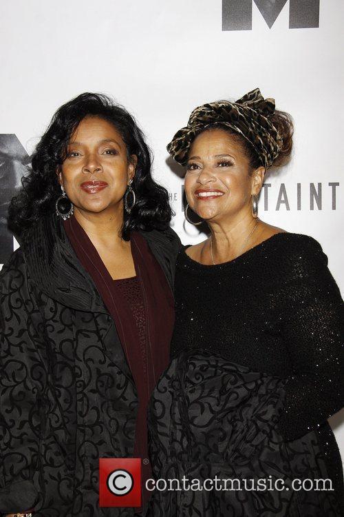 Phylicia Rashad and Debbie Allen 4