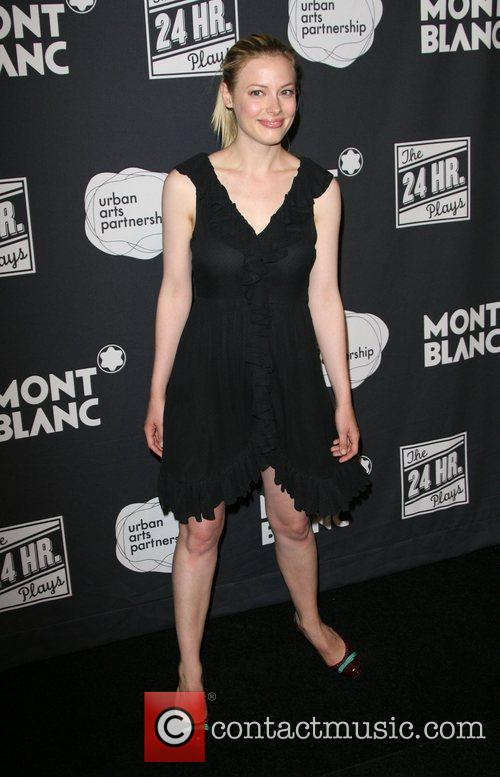 Gillian Jacobs Montblanc Presents West Coast Debut of...