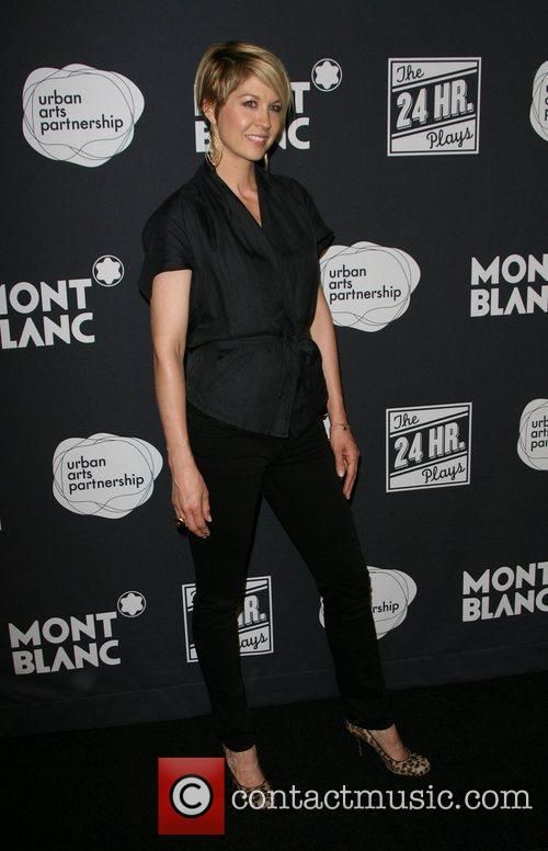 Jenna Elfman Montblanc Presents West Coast Debut of...