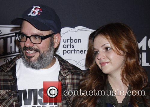 David Cross and Amber Tamblyn 2