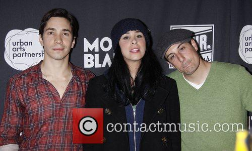 Justin Long, Jason Biggs and Sarah Silverman 1