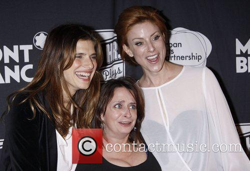 Lake Bell, Diane Neal and Rachel Dratch 3