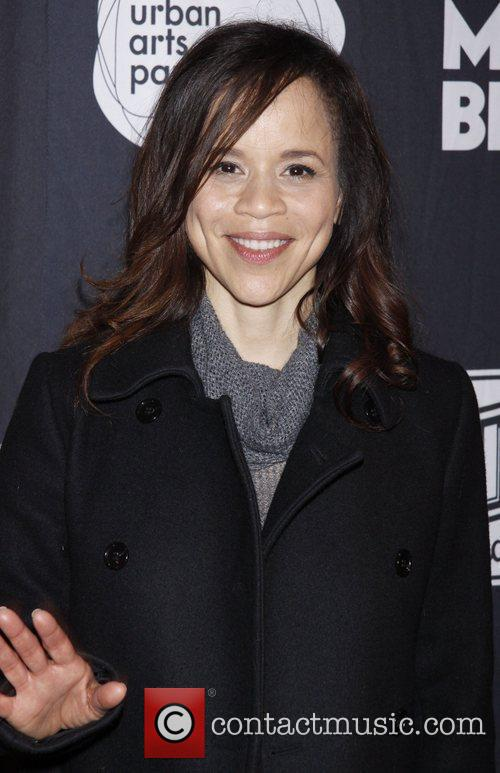 rosie perez after party for montblanc presents 3610916