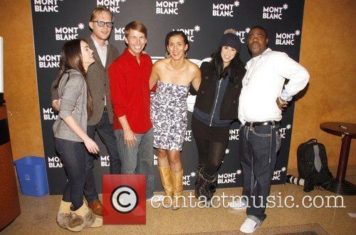 Megan Fox, Jack Mcbrayer, Paul Bettany, Sarah Silverman and Tracy Morgan 2