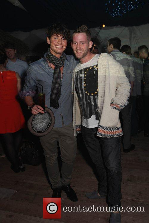 James Michael and Jonjo Kerr  The Captain...