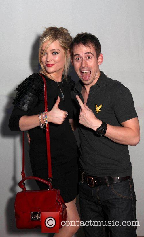 Laura Whitmore and Guest The Captain Morgan's Spiced...