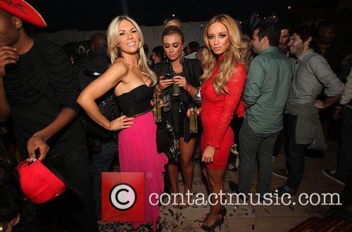 Lauren Pope, Lauren Goodger and Frankie Essex The...