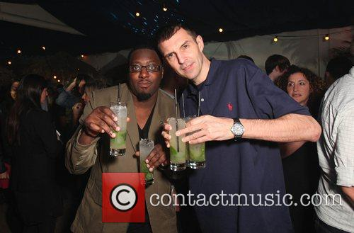 Sway and Tim Westwood The Captain Morgan's Spiced...