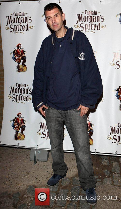 Tim Westwood The Captain Morgan's Spiced beach party...