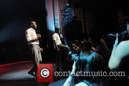 Mos Def, Jackie Gleason and Talib Kweli
