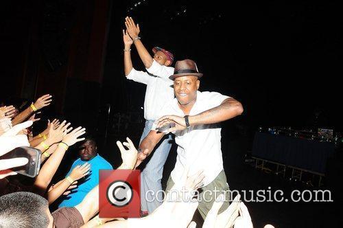 Mos Def, Jackie Gleason and Talib Kweli 5