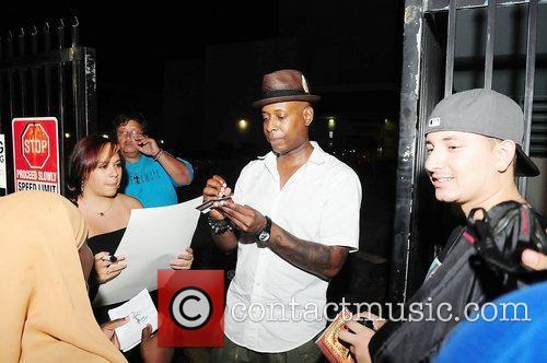 Talib Kweli, Jackie Gleason and Mos Def 3
