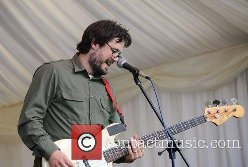 Playing the LUNAR STAGE at the Moseley Folk...