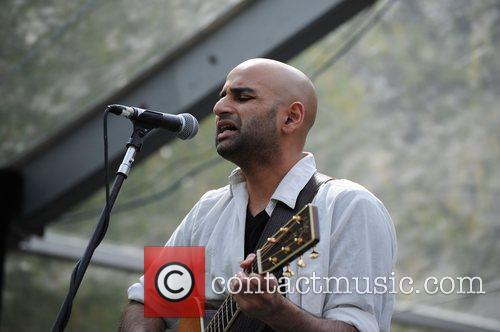 Vijay Kishore playing the MAIN STAGE at the...